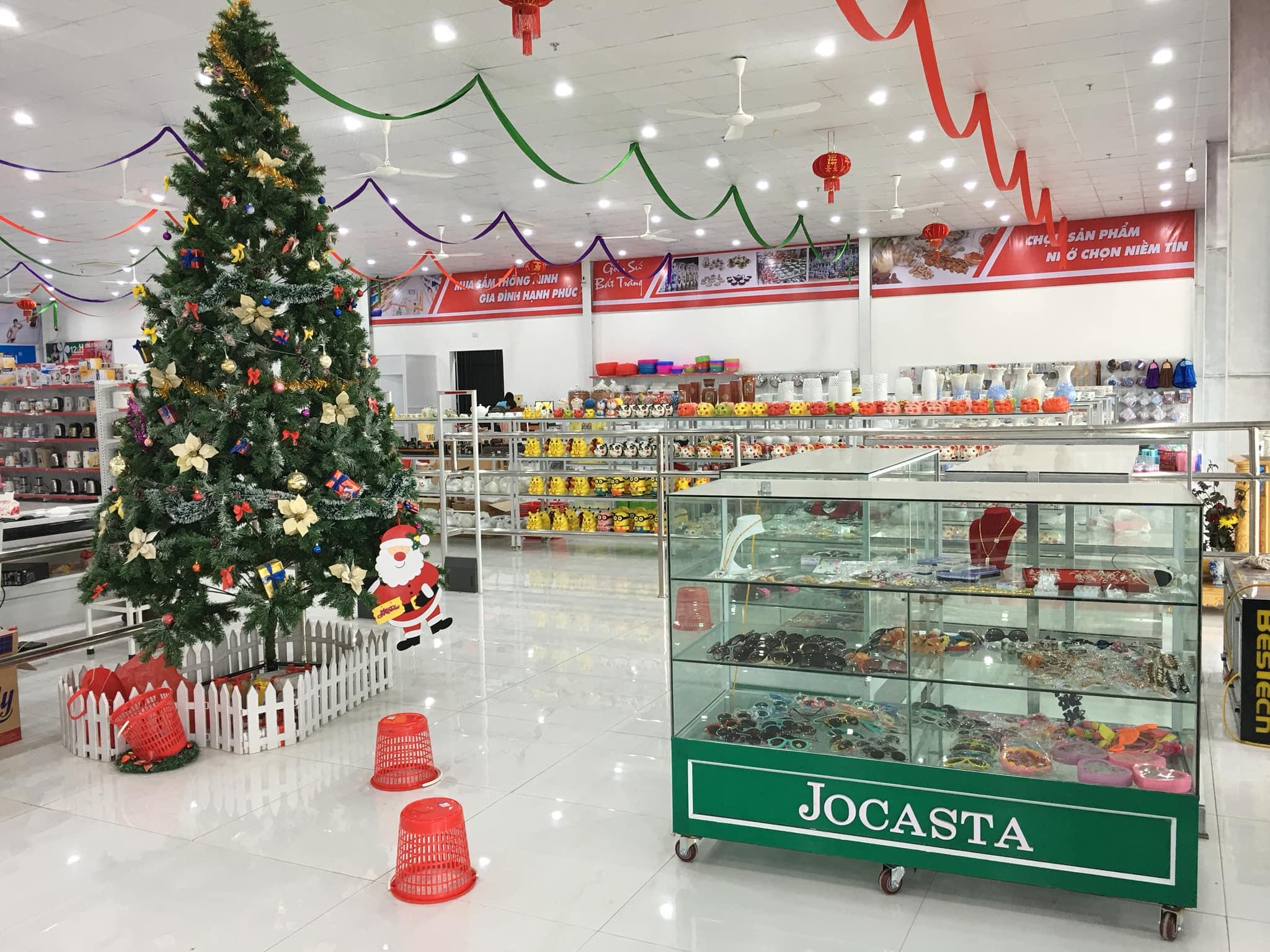 Setup siêu thị tại Phú Thọ