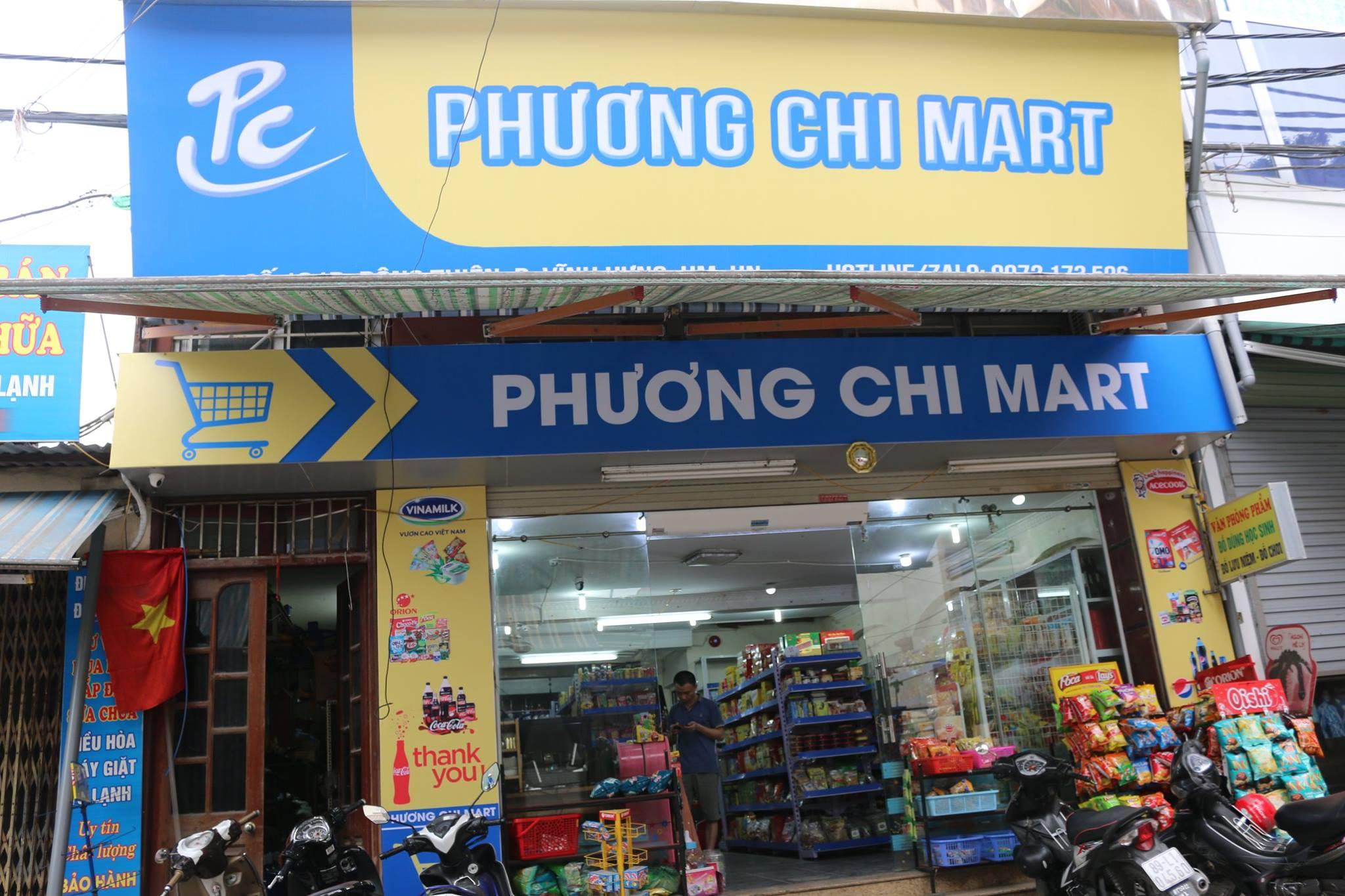 Nâng cấp cửa hàng tạp hoá tại Hà Nội