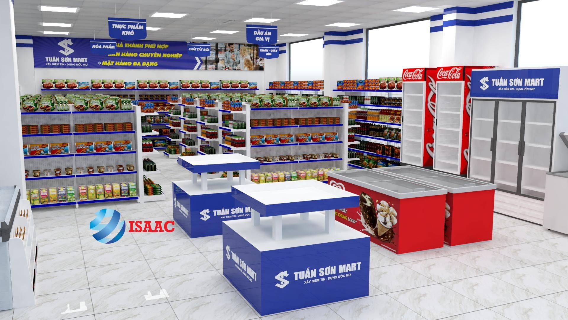 Mở siêu thị mini lấy nguồn hàng giá rẻ chất lượng ở đâu?