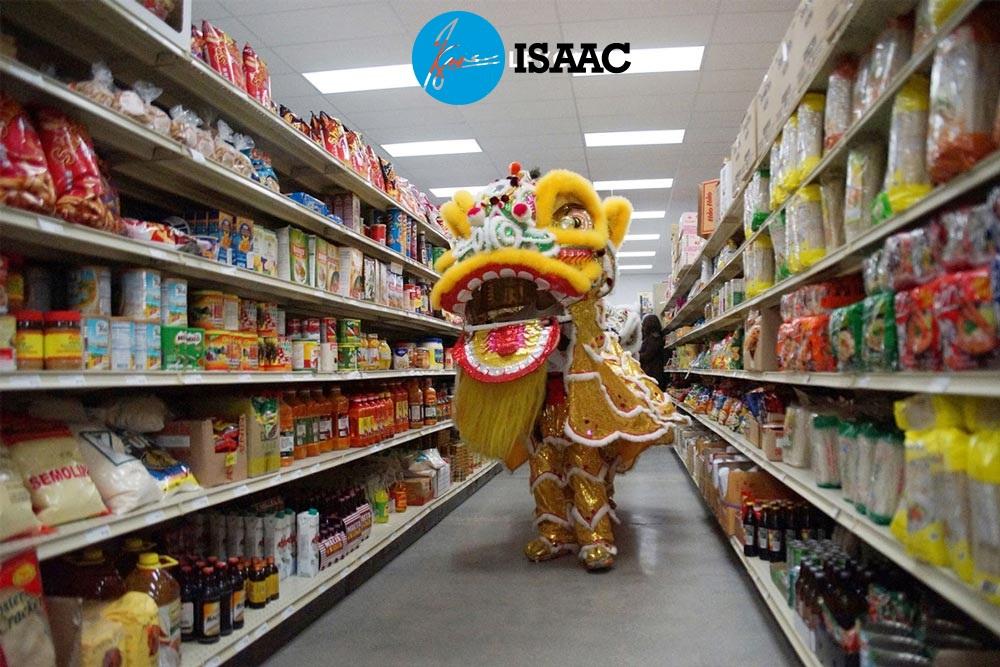 Xu hướng nâng cấp cửa hàng tạp hóa thành siêu thị mini