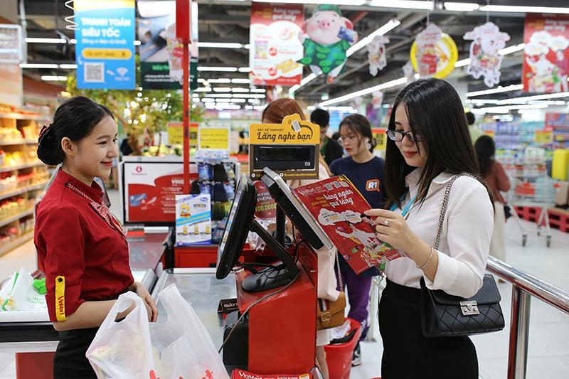 Vinmart là chuỗi siêu thị mini lớn nhất tại Việt Nam