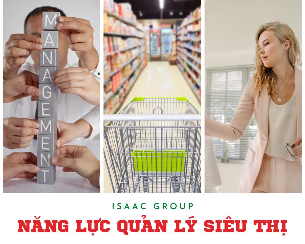 Năng lực quản lý siêu thị là gì? Nhà lãnh đạo cần năng lực quản lý nào?