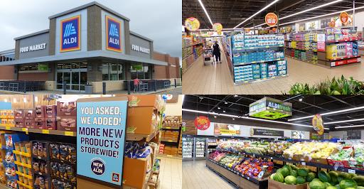 Học các tối ưu chi phí siêu thị từ thương hiệu Aldi